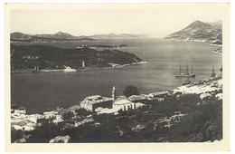 Cpa Croatie / Yougoslavie : Gruz Gravosa - Croatie