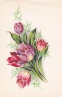 UN LOT De  CARTES De Fleurs Et ,  Et   DIVERS , Scannées Recto Et Verso , Vraiment à Voir Et à étudier - Cartes Postales