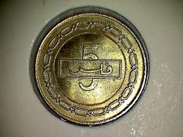 Bahrein 5 Fils 1992 - Bahrain