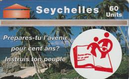 Seychelles - School Of Adult - 711M