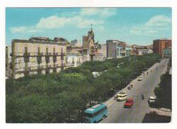 GRAVINA Di PUGLIA (Bari) Villa Comunale Bella Cartolina Nuova Animata - Bari