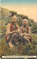 BURMA / MYANMAR - Kami Girls - Beauty And Beast - Arrakan Hill Tribes - Myanmar (Burma)