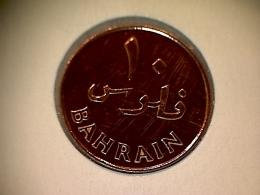 Bahrein 10 Fils 1965 - Bahrain