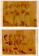 NANCY (54) PHOTO ( 2 ) GYMNASTIQUE. UNION AMICALE St NICOLAS Ou LA VAILLANTE ST FIACRE? A SITUER. 1905. - Sports