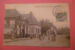 C P A --41 ---ST AGIL ----la Grande Rue Vers Arville . - France