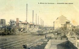 Tarn - Mines De Carmaux - Ensemble Des Usines - Carmaux