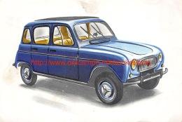 Renault R4 L - Cars