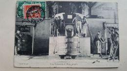 CPA - 89 - VERMENTON - Le BEAUNOIS - Les Pressoirs Jean BISE Propriétaire - Vermenton