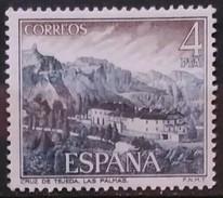 ESPAÑA 1976. Turismo. Paradores Nacionales. NUEVO - MNH ** - 1931-Hoy: 2ª República - ... Juan Carlos I
