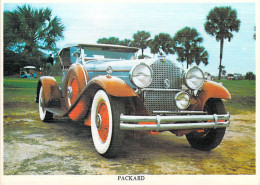 AUTOMOBILE (auto Voiture) PACKARD (1) ( Editions :ABEILLES-CARTES LYNA 2038/2) *PRIX FIXE - Turismo