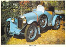AUTOMOBILE (auto Voiture) AMILCAR (2) ( Editions :ABEILLES-CARTES LYNA 2038/1) *PRIX FIXE - Turismo