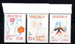 Serie Nº1157/9 Venezuela - Venezuela
