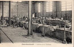 58...NIEVRE...FOURCHAMBAULT....INT DE LA TREFILERIE........‹(•¿•) - Frankrijk