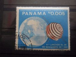 PANAMA N°432 SATELLITE ITALIEN Oblitéré