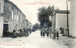 Tarn - Dourgne - Avenue De Sorèze - Ballots De ?? - Dourgne