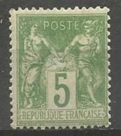 France - F1/191 - Type Sage - N°102 * - 1898-1900 Sage (Type III)
