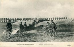 AVIATION(CYCLISTE) - 1914-1918: 1ère Guerre
