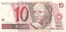 Billet 10 REAIS Brésil Année 1994 - Brésil