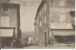 LE CHEYLARD  Rue De L'Hotel De Ville - Le Cheylard