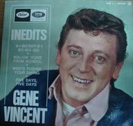 Gene Vincent Vinyle 45 T - Vinyles