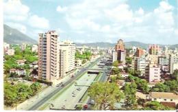 Avenida Libertador, Caracas - Venezuela - Venezuela