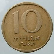 1966 - Israel 10 Agorot - (year 5725) - KM# 26 - Israele