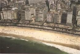 RIO  DE  JANEIRO  PRAIA  DE  COPACABANA - Rio De Janeiro
