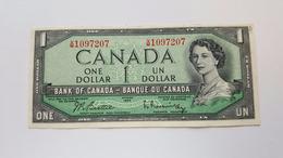 CANADA 1 DOLLAR 1954 XF - Canada