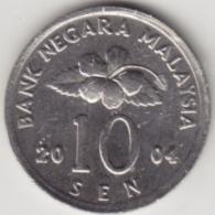 @Y@   Maleisië     10  Sen   2004     (4149) - Maleisië