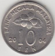 @Y@   Maleisië     10  Sen   2004     (4150) - Maleisië