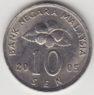 @Y@   Maleisië     10  Sen   2005     (4151) - Maleisië