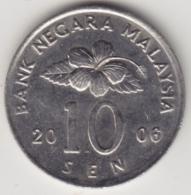 @Y@   Maleisië     10  Sen   2006     (4154) - Malaysie