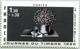 N° Yvert & Tellier 2078 - Timbre De France (1980) - MNH - La Lettre à Mélie (Avati) - Nuevos