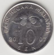 @Y@   Maleisië     10  Sen   2007     (4157) - Maleisië