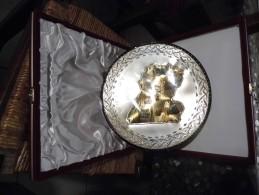 Assiette Decorative De Libye - 2014 - Rare  - Très Belle  !!!! - Art Africain