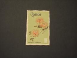 UGANDA - 1969 FIORI  10 Sh. -  NUOVO(++) - Uganda (1962-...)