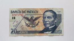 MESSICO 20 PESOS 1999 - Mexico