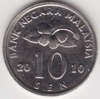 @Y@   Maleisië     10  Sen   2010     (4164) - Maleisië