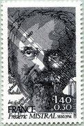 N° Yvert & Tellier 2098 - Timbre De France (1980) - MNH - Frédéric Mistral - France