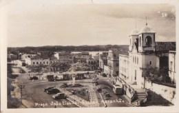 CPA  BRESIL  BRASIL NORDESTE  Estado Do MARANHAO  SAO LUIS  PHOTO Praça JOAO LISBOA  Igreja 1951 - São Luis