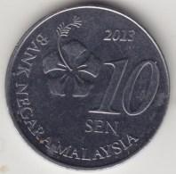 @Y@   Maleisië     10  Sen   2013     (4171) - Maleisië
