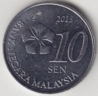 @Y@   Maleisië     10  Sen   2013     (4172) - Malasia