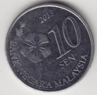@Y@   Maleisië     10  Sen   2013     (4173) - Malasia