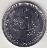 @Y@   Maleisië     10  Sen   2014     (4174) - Malaysia