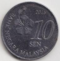 @Y@   Maleisië     10  Sen   2015     (4175) - Malaysie