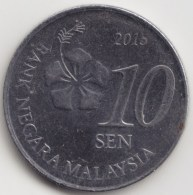 @Y@   Maleisië     10  Sen   2015     (4175) - Maleisië