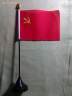 Banderín URSS. Rusia Comunista. II Guerra Mundial. 1939-1945. - Banderas