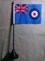 Banderín RAF. Royal Air Force. Reino Unido. II Guerra Mundial. 1939-1945. - Banderas