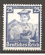 DR 1935 // Mi. 595 ** - Duitsland