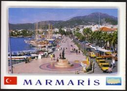 Turkey Marmaris / Ships, Cars, Marine - Turkije